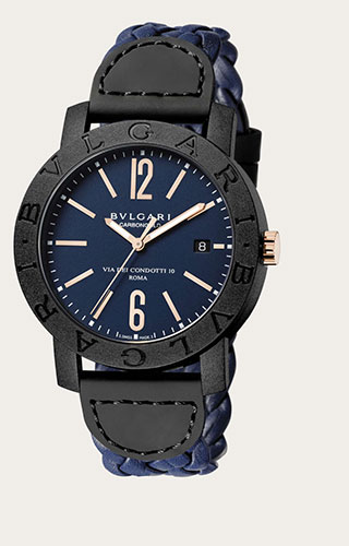 Bulgari Bulgari Carbon Gold