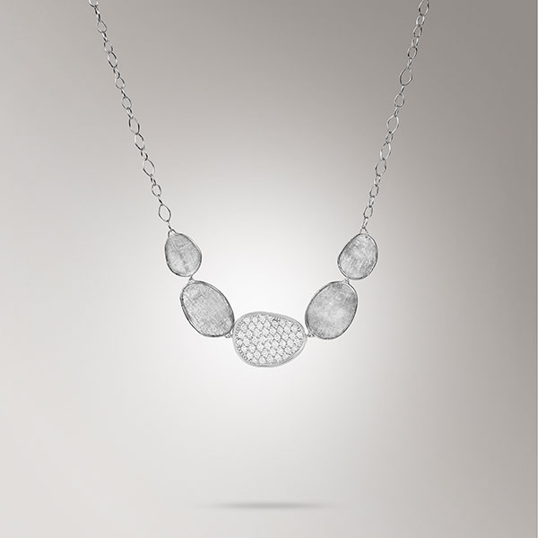 Collana Diamond Lunaria