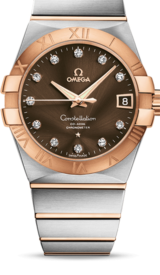 Constellation Omega Co-Axial 38 mm