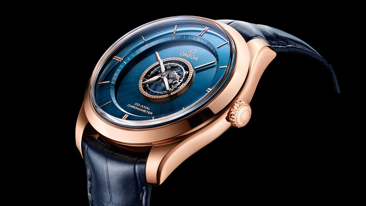 Tourbillon Co-Axial Numbered Edition 44 mm
