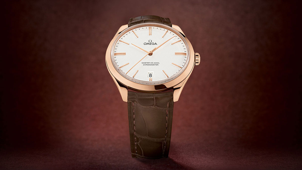 Tr�sor Omega Master Co-Axial 40 mm