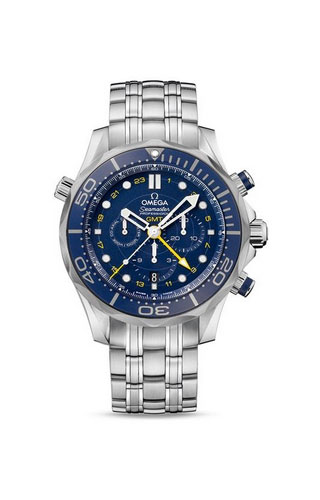 Diver 300M Co-Axial GMT Chronograph 44 mm