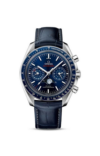 Moonwatch Omega Co-Axial Master Chronometer Moonphase Chronograph 44,25 mm