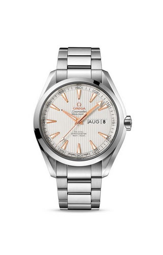 Aqua Terra 150M Omega Co-Axial Annual Calendar 43 mm