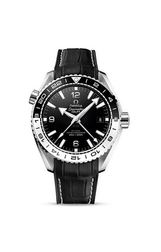 Planet Ocean 600M Omega Co-Axial Master Chronometer GMT 43,5 mm