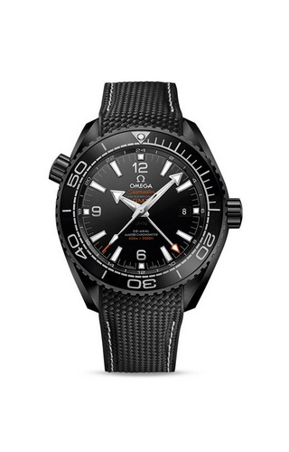 Planet Ocean 600M Omega Co-Axial Master Chronometer GMT 45,5 mm