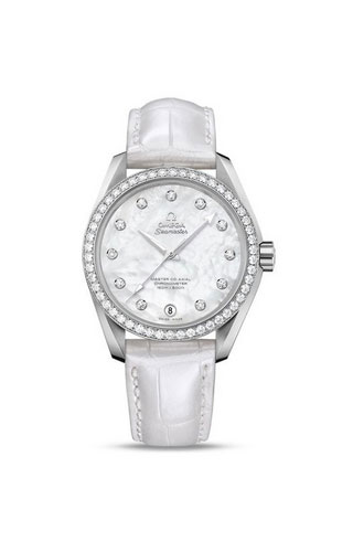 Aqua Terra 150M Omega Master Co-Axial 38,5 mm Donna